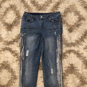 🎐 Calvin Klein kids size 12 jeans